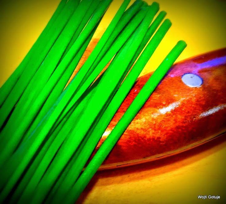 Wojti gotuje czyli 1000 sposobów na szybkie danie : Kolorowa kolacja