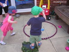 With a summer of sport - host your own summer sports day for toddlers with these fun games for the little ones to do