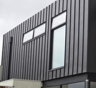 Single Lock Standing Seam Cladding