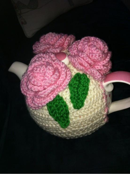 14 besten Crochet Teapot Cover Bilder auf Pinterest | Bilder, Essie ...