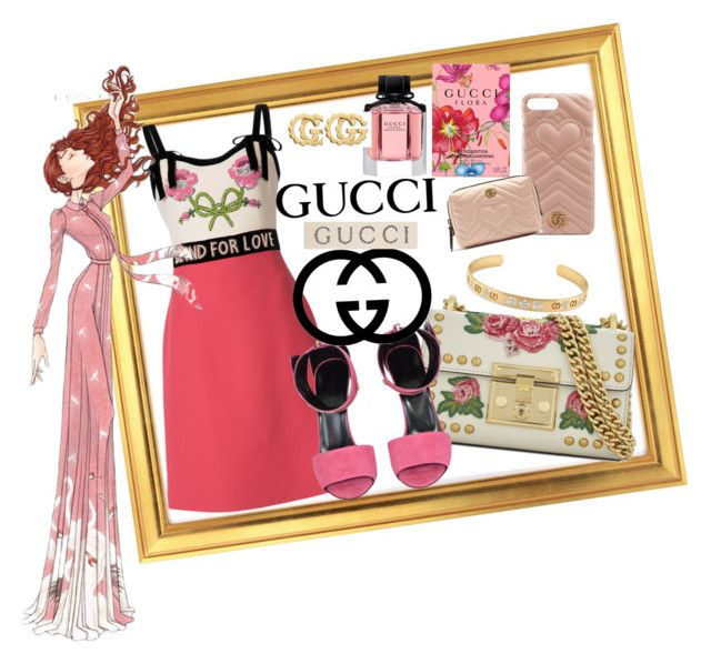 """Gucci."" by angelacerqua on Polyvore featuring Gucci"