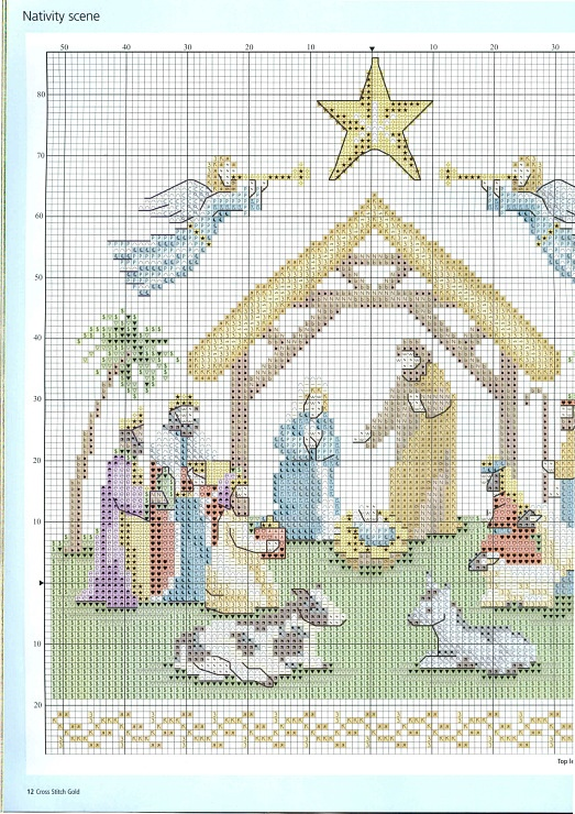 Gallery.ru / Фото #12 - Cross Stitch Gold 87 - Los-ku-tik