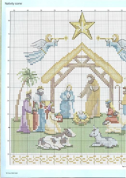 Gallery.ru / Фото #12 - Cross Stitch Gold 87 - Los-ku-tik