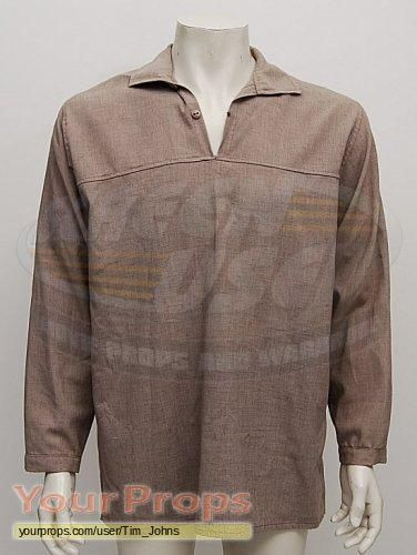 """Shirt worn by Colin Farrell as Jesse James in the Western movie """"American Outlaws"""""""