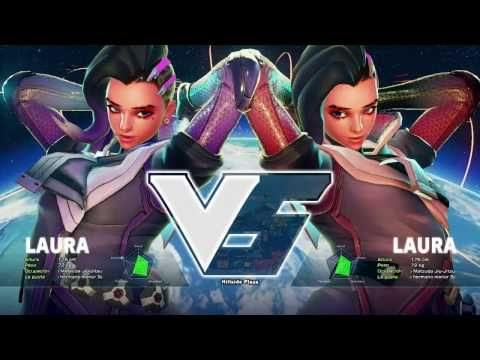 'Street Fighter V,' 'Overwatch' Crossover Mod Means That Gamers Can Now Play As Sombra Or Laura? : Tech : University Herald