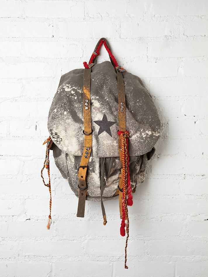 Free People Josie Embellished Backpack when it goes on sale!