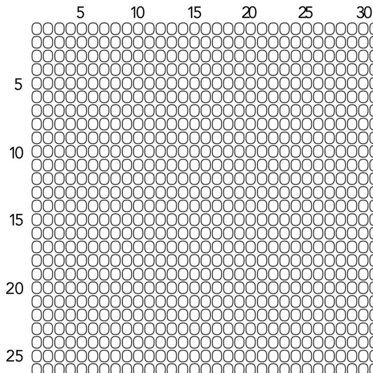 113 best Graph Paper \ Weave patterns images on Pinterest Beads - printable grid paper template