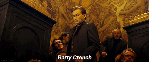 harry potter barty crouch jr - Google Search