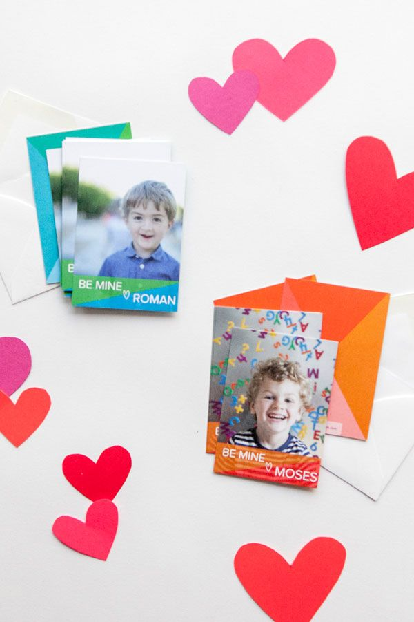 Custom Valentines from Pear Tree Greetings | Oh Happy Day!