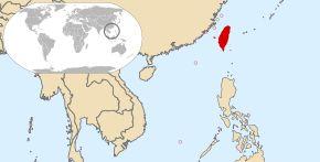 Amplasarea Taiwan