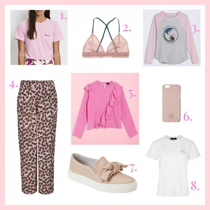 miebager | Bloggers Delight Pretty in pink