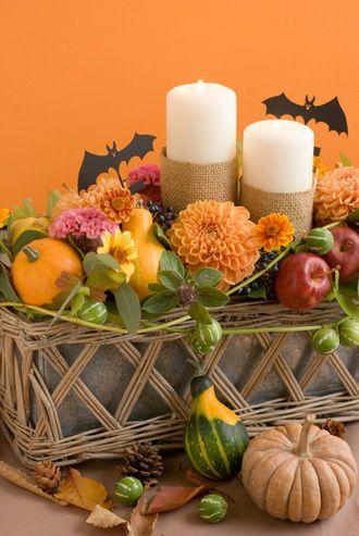 サブリナ~花と写真のある暮らし~-ハロウィンアレンジ