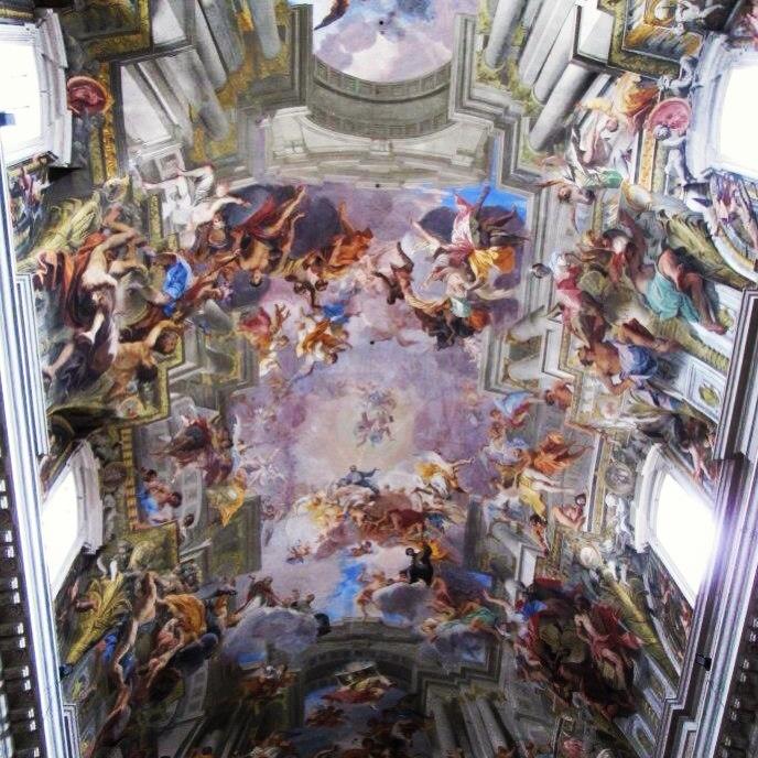 Michelangelo artwork