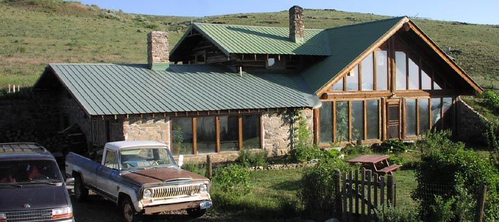 1000 images about metal roof metal tile roofing on for Cost to build a house in texas