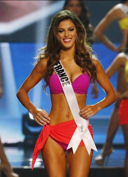 Candidate à Miss Univers 2016 - Miss France 2016 : Iris Mittenaere <3
