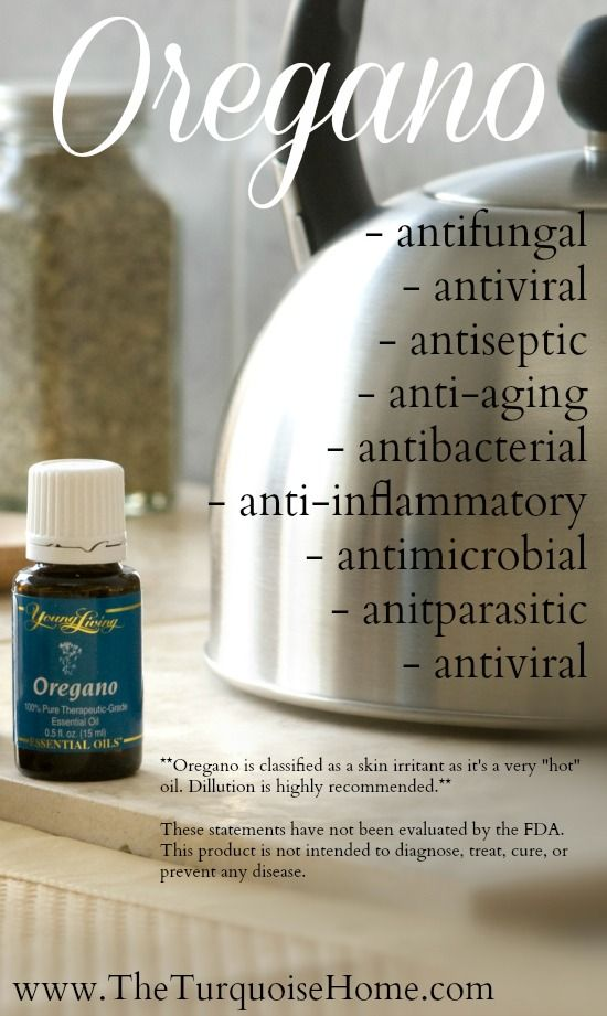 the amazing properties of oregano oil i take this in a capsule with thieves