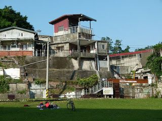 Babel School in Taiwan: Treasure Hill 寶藏嚴 (1)