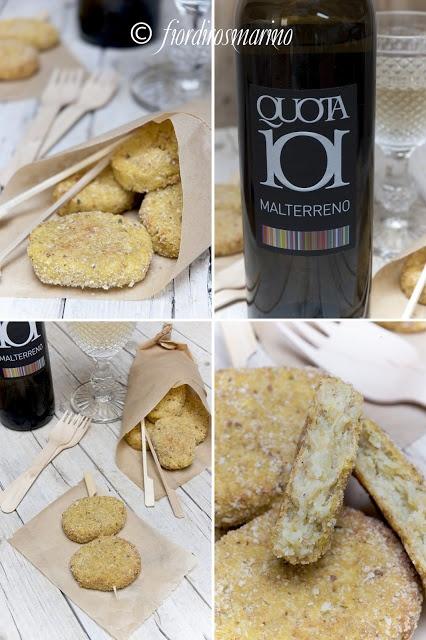 Fiordirosmarino: Crocchette di baccalà e patate