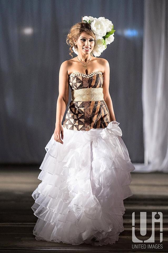 Touch Of Tapa Fabulous Design By Lavashe Couture Island Fashion