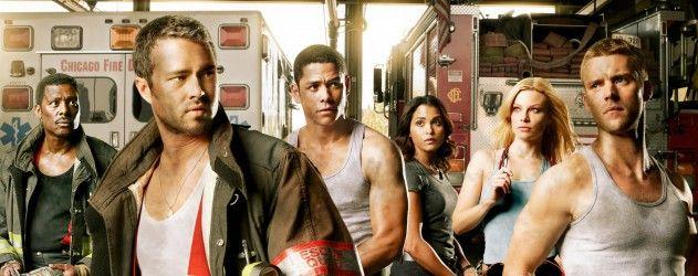 Promo vidéo enflammée pour la saison 2 de #ChicagoFire