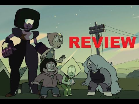 Steven Universe - Message Received - Review