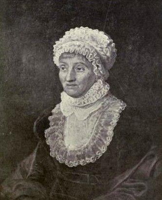 Caroline Herschel - 18th Century Female Astronomer