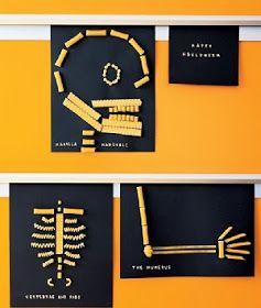 A continuación os propongo esta divertida actividad para trabajar el aparato locomotor con nuestros alumnos. En concreto el esqueleto. ...