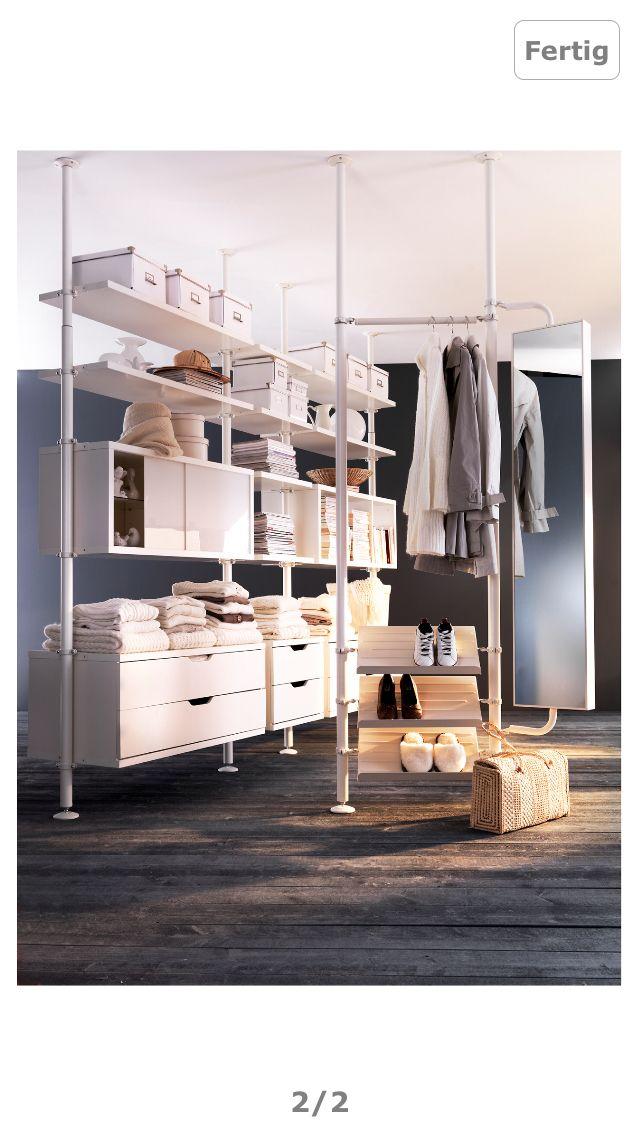 51 besten ikea stolmen bilder auf pinterest begehbarer kleiderschrank ankleidezimmer und. Black Bedroom Furniture Sets. Home Design Ideas