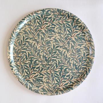 William Morris bricka från webshop: www.engelskatapetmagasinet.se - Engelska Tapetmagasinet