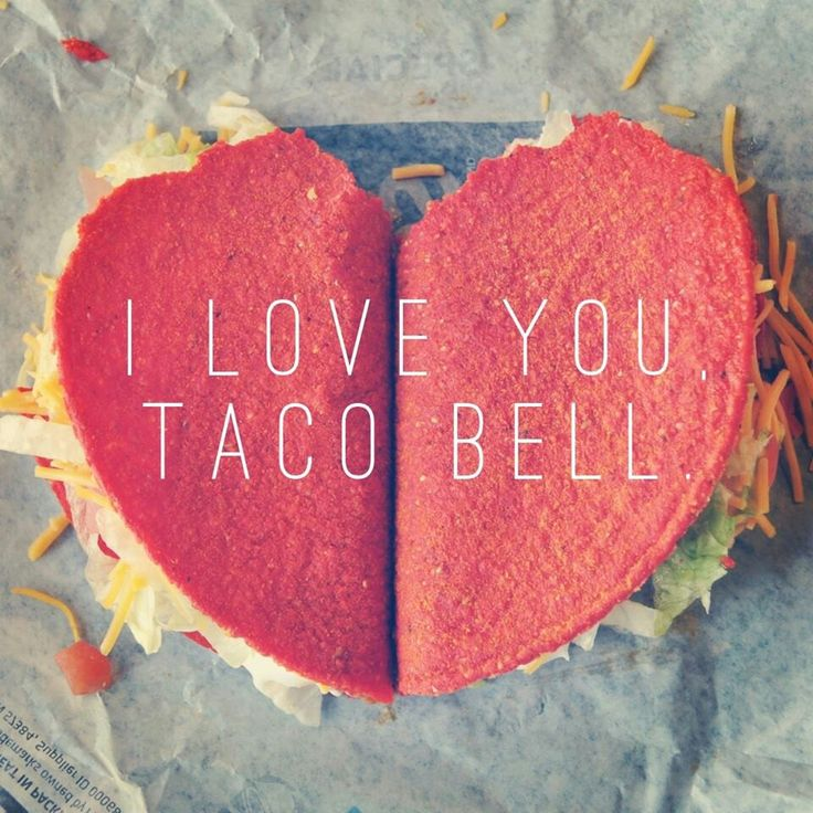 Tacobell Is Definitely Comfort Food To