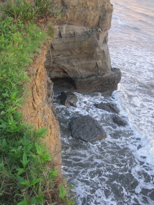 Cliffs of Juanchaco