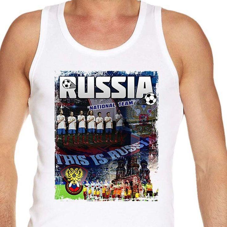 #Euro2016 #RUSSIA #ThisisRussia #SergeiIgnashevich #AleksandrKerzhakov #EUFA #EUFA16 #PES #Football #Sports #Championship #European #Season2016 #vest #tanktop