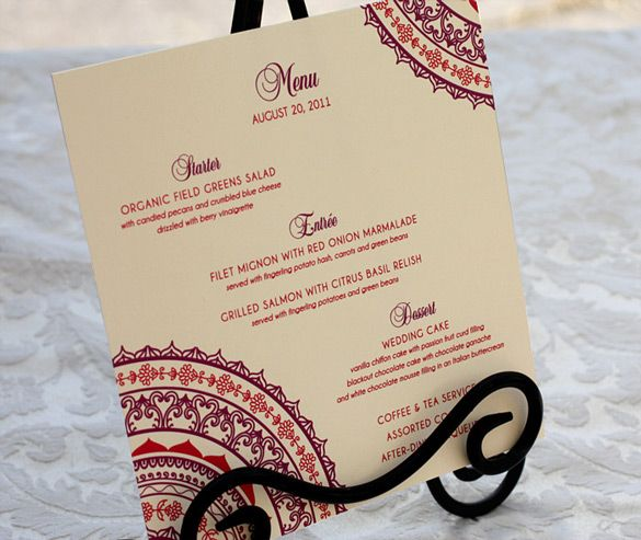 17 best invites images on Pinterest Indian wedding invitations - best of invitation card example