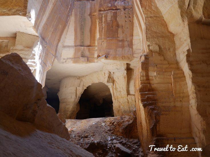 Bazda Caves (Bazda Mağaraları), Harran, Southeastern Turkey   Şanlıurfa