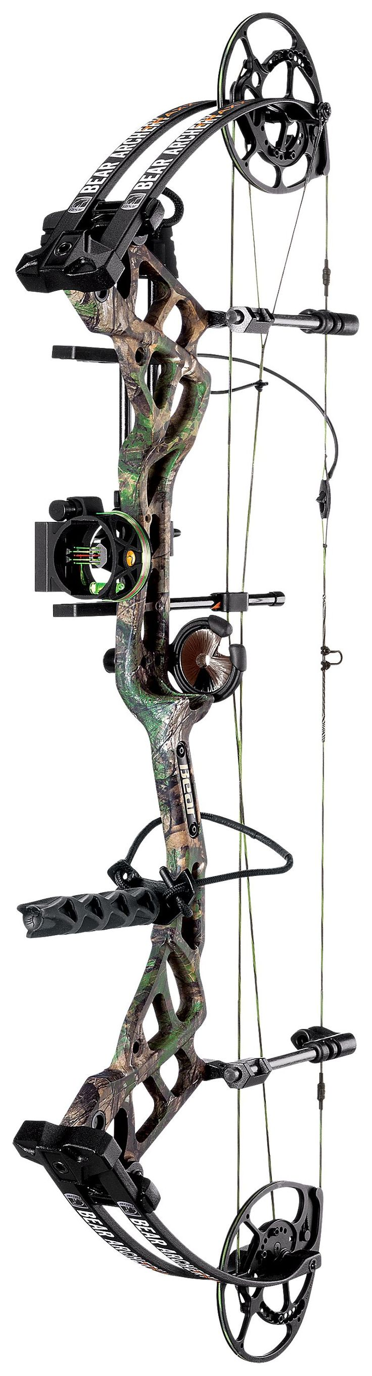 Bear Archery Traxx RTH (Ready To Hunt) Compound Bow Package | Bass Pro Shops