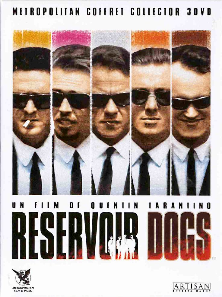 Reservoir Dogs - They were strangers, together to pull off the perfect jewel heist. Their simple robbery turns into a bloody ambush when they realize one of them is a police informant.
