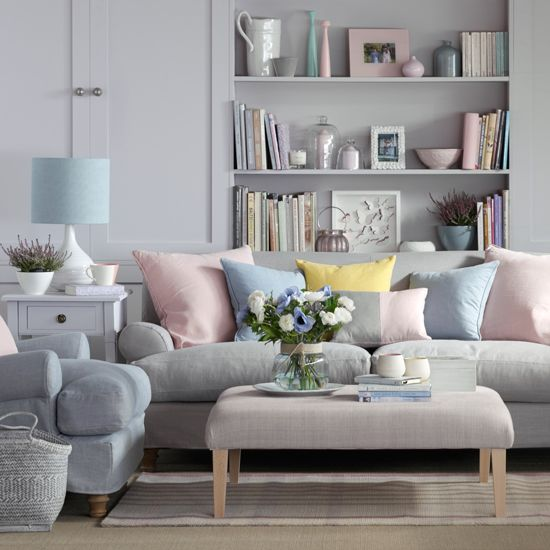 LOVE THIS SOFA!!! Decorating with neutrals: 8 ideas for modern schemes