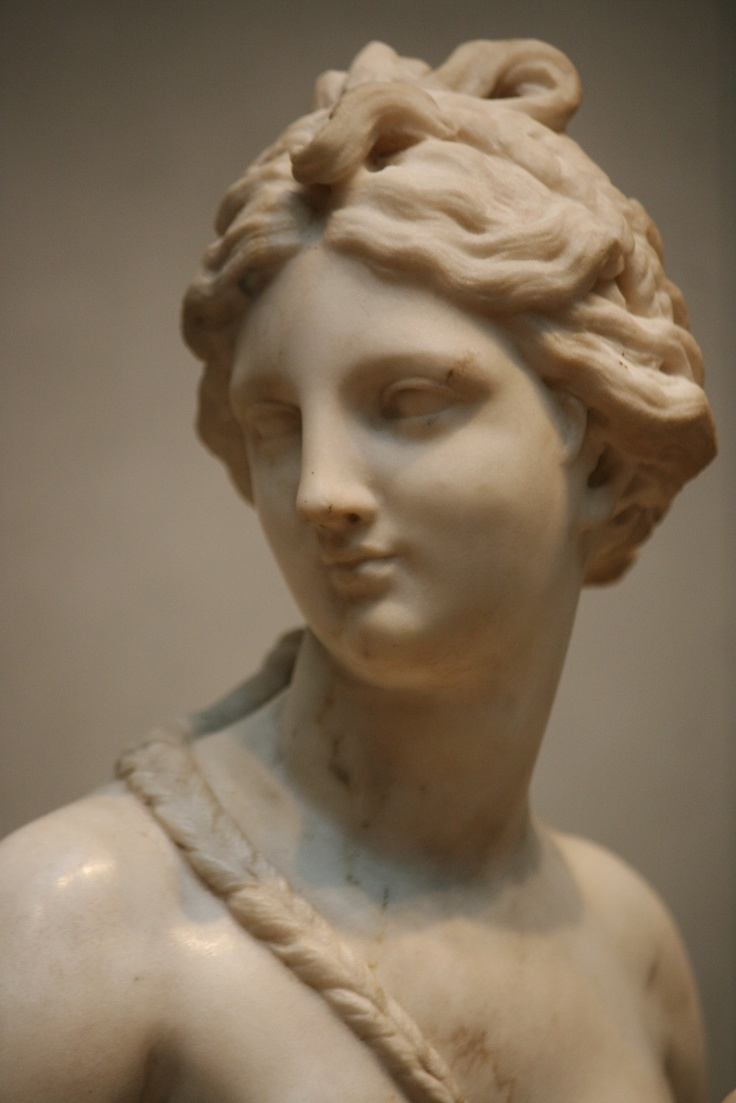 Galatea, marble 1701, Robert le Lorrain ( French, 1666-1743), National Gallery of Art, Washington DC