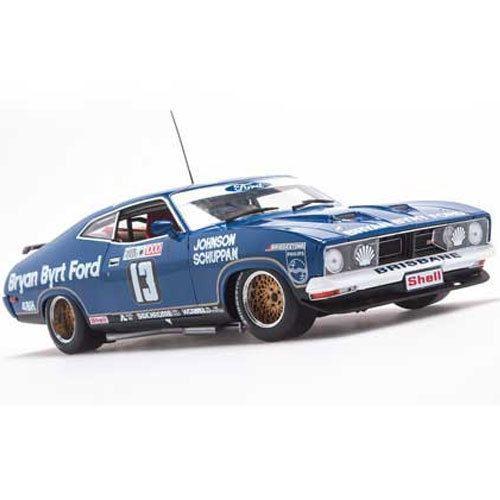 1977 FORD XB FALCON GT HARDTOP HARDIE- FERODO BATHURST 1000 MODEL SCALE 1:18
