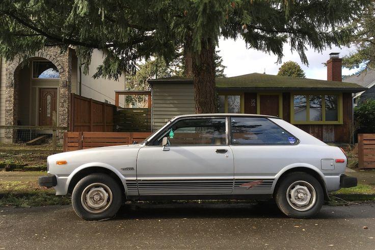 1980 toyota tercel sr5 hatchback