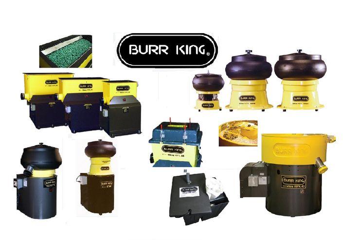 BURR KING Vibratory Accessories