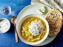 Mulligatawny and Green Raita Recipe