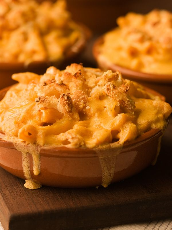 You can't beat a classic comfort dish :) Chef Michael's recipe for Macaroni & Cheese!