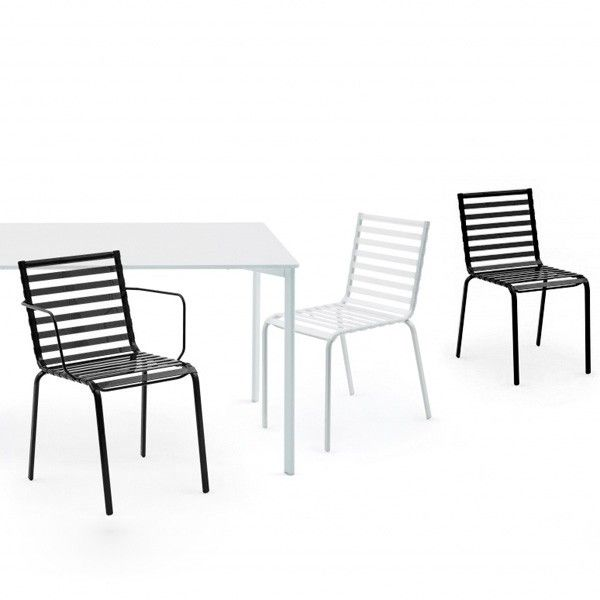 STRIPED SEDIA Ronan and Erwan Bouroullec  MAGIS http://www.corporateculture.com.au/shop/striped-sedia http://www.thelollipopshoppe.co.uk/products/chairs-and-stools/striped-sedia-side-chair-set-of-4