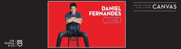 Daniel Fernandes Live  in Canvas