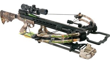 Parker Crossbows Galeforce Crossbow Package at Cabela's