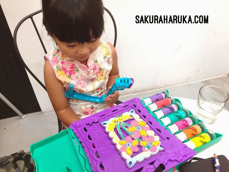 ndoor Play Activity Ideas: Doh Vinci DIY Kids Craft Kits - Playing with Anywhere Art Studio Kit | #singapore #kids #review #dohvinci #hasbro #playdoh #diy #crafts #familytime #play #playideas #playdough