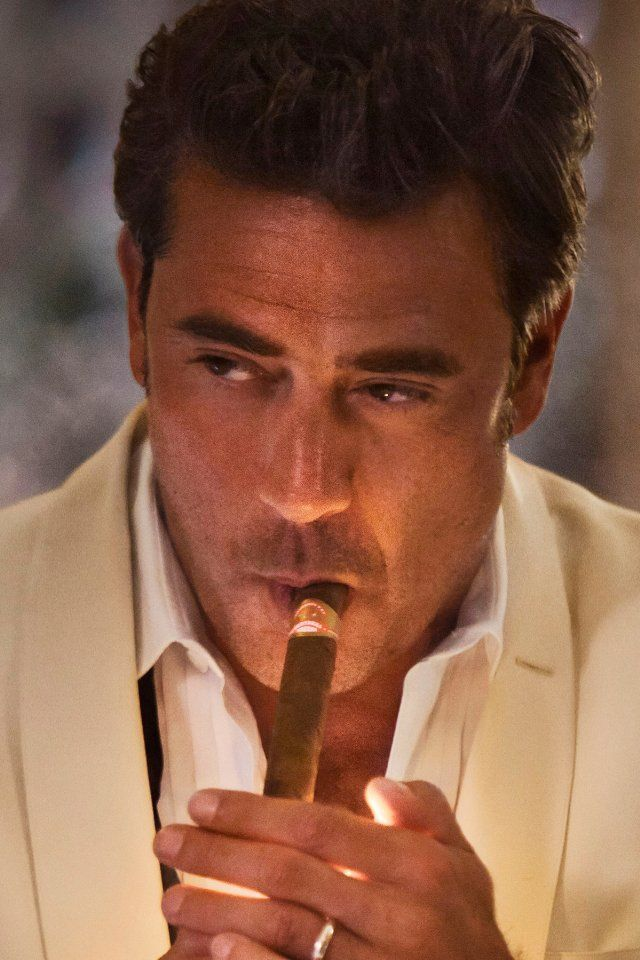 "Jeffrey Dean Morgan is ""Magic City"" ♥"
