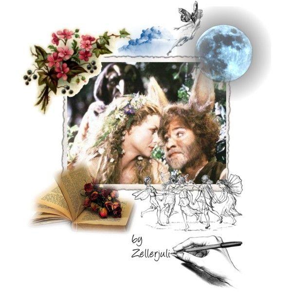 """A Midsummer Night's Dream 2."" by zellerjuli on Polyvore"