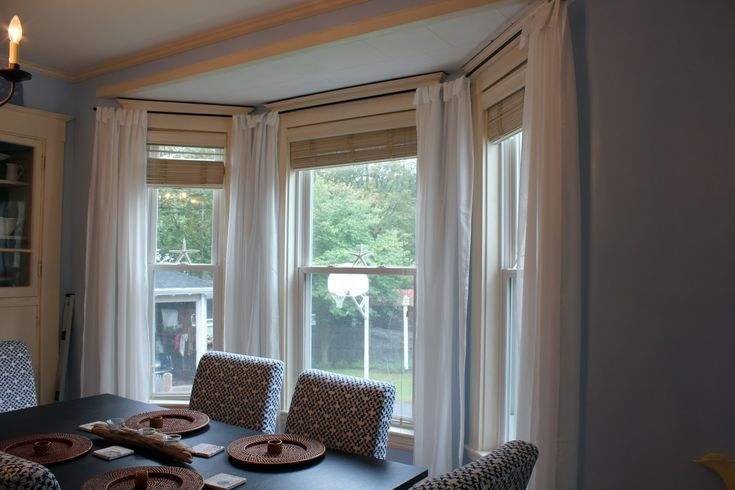 69 Best Images About Window Treatments On Pinterest Bay